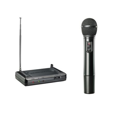 Audio-Technica ATR7200 Wireless Handheld System