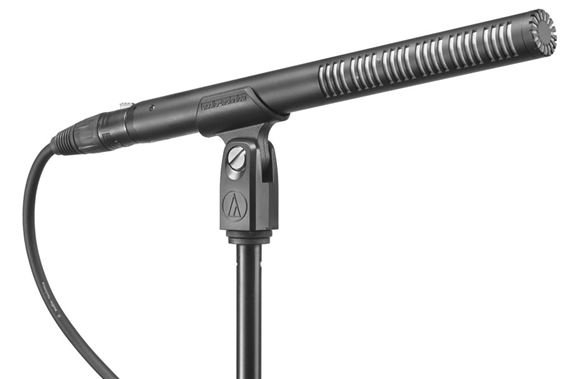 Audio-Technica BP4073 Line Gradient Condenser Shotgun Microphone