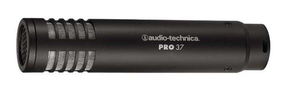 Audio-Technica PRO37 Small Diaphragm Cardioid Condenser Microphone