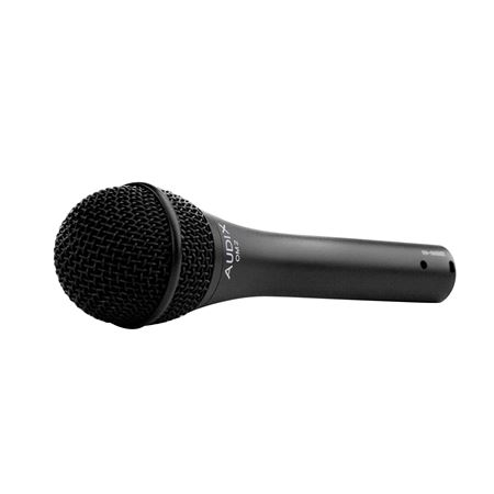 Audix OM2 Dynamic Hypercardioid Handheld Vocal Microphone
