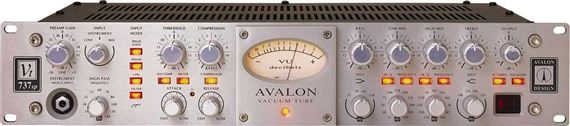 Avalon Design Vt737SP Direct Recording Channel Strip