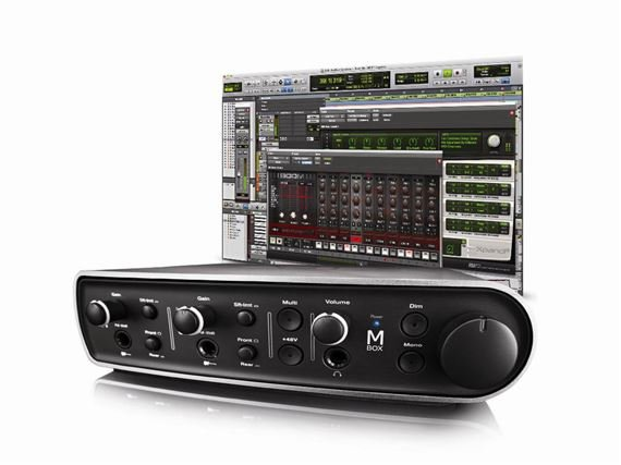 Avid Mbox USB Audio Interface with Pro Tools Express