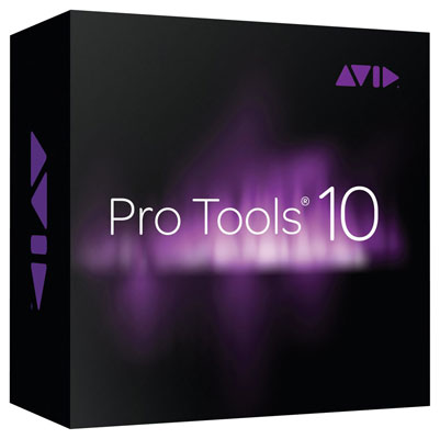 Avid Pro Tools 10 Music Production Software