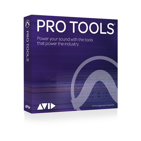 Avid Pro Tools Music Production Software Subcription