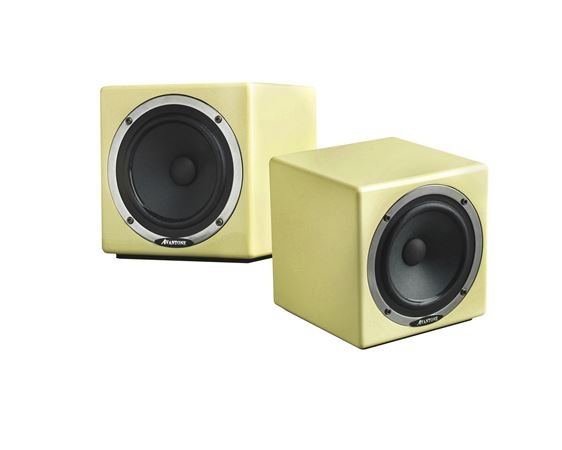 Avantone Pro Active MixCube Full Range Mini Reference Monitors Pair