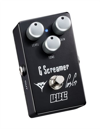 BBE Green Screamer Vintage Overdrive Pedal