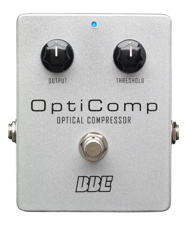 BBE OptoStomp Optical Compressor Pedal