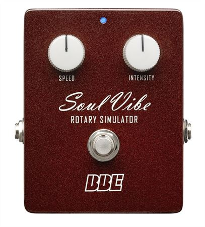BBE SoulVibe Analog Univibe Guitar Effects Pedal