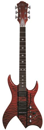 BC Rich 2012 Bich ST Electric Guitar