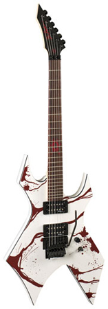 BC Rich Joey Jordison Warlock II Electric Guitar