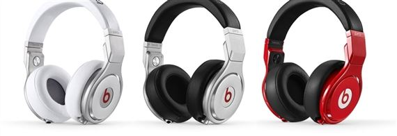 Beats by Dre Pro Over Ear Headphones