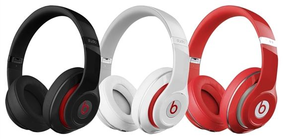 Beats by Dre Studio Over-Ear Headphones