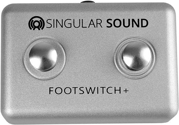 BeatBuddy Two-Button Footswitch