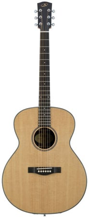 Bedell HGM-28-G Heritage Orchestra Acoustic Guitar with Gigbag