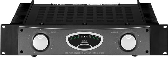 Behringer A500 Reference Studio Power Amplifier