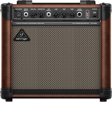 Behringer Ultracoustic AT108 Acoustic Guitar Amplifier