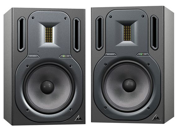 Behringer Truth B3031A 2 Way Active Ribbon Studio Monitors