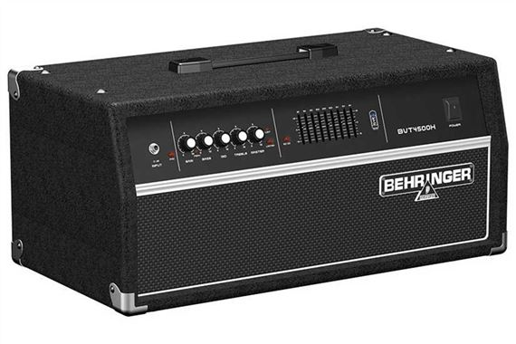 Behringer Ultrabass BVT4500H Bass Guitar Amplifier Head