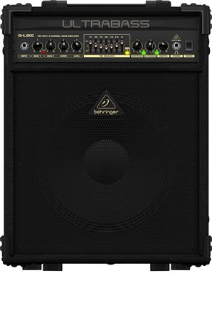 Behringer Ultrabass BXL1800 Bass Guitar Combo Amplifier