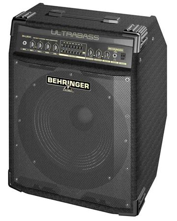 Behringer Ultrabass BXL3000 Bass Guitar Combo Amplifier