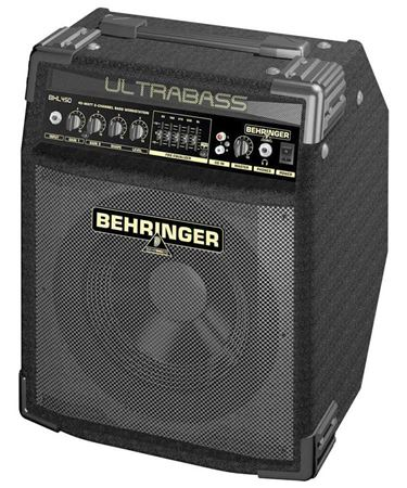 Behringer Ultrabass BXL450 Bass Guitar Combo Amplifier