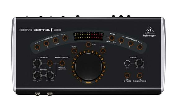 Behringer Xenyx CONTROL1USB Studio Control Communication Center
