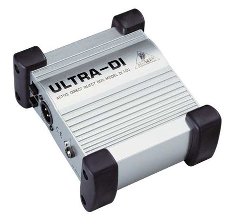 Behringer Ultra DI DI100 Active Direct Box