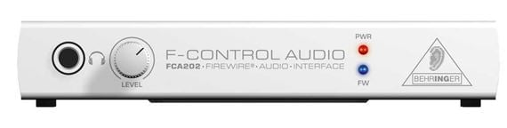 Behringer F Control FCA202 FireWire Audio Interface