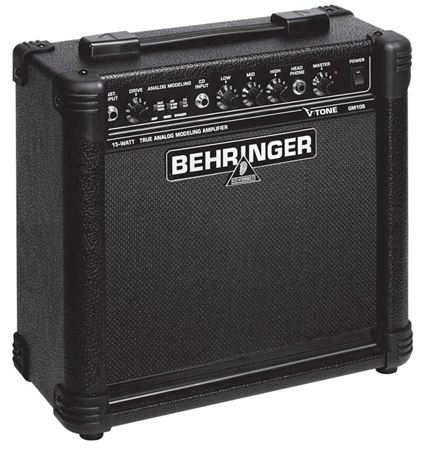 Behringer V Tone GM108 Guitar Combo Amplifier