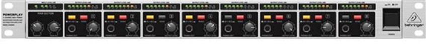 Behringer 8-Channel High-Power Headphones Mixing and Distribution Amp