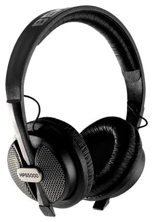 Behringer HPS5000 Closed High Performance Studio Headphones