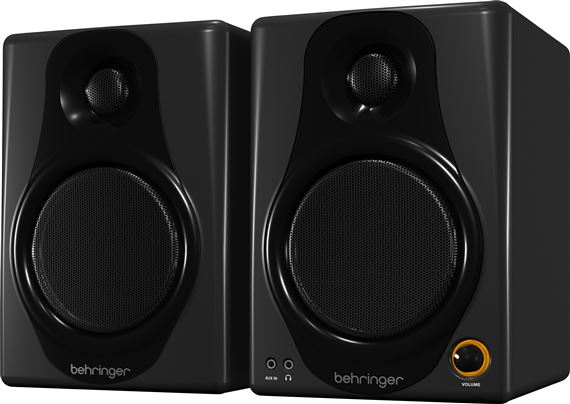 Behringer Media 40USB Digital Monitor Speakers