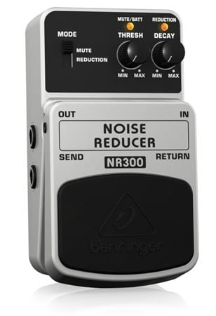 behringer nr300 noise reduction effects pedal. Black Bedroom Furniture Sets. Home Design Ideas