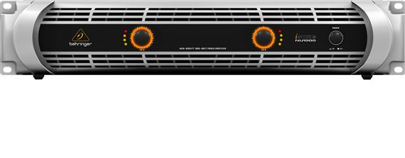 Behringer NU1000 iNuke Power Amplifier