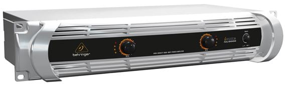 Behringer NU3000 iNuke Power Amplifier