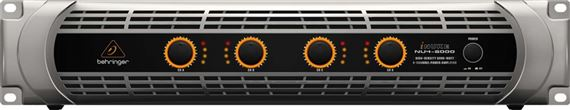 Behringer iNUKE NU4-6000 Power Amplifier