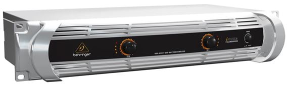 Behringer NU6000 iNuke Power Amplifier