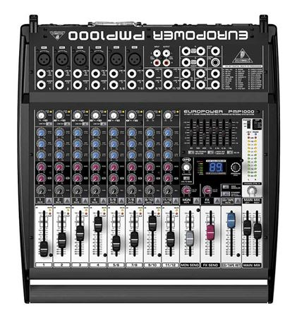 Behringer Europower PMP1000 Powered Mixer