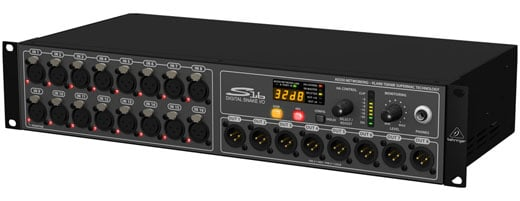 Behringer S16 16 Channel Digital IO Snake
