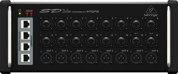 Behringer SD16 16-Channel Digital Snake