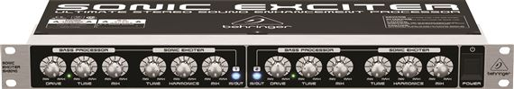Behringer SX3040 Sonic Exciter Sound Enhancement Processor
