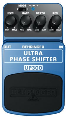Behringer UP300 Ultra Phase Shifter 2 Pedal