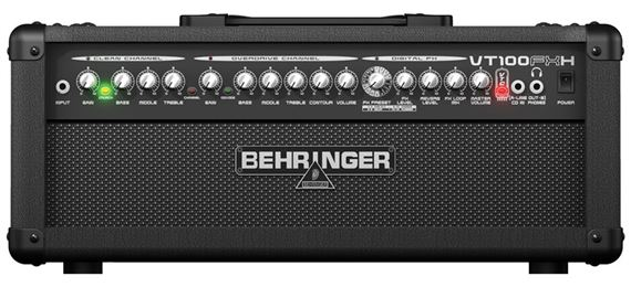 Behringer Virtube VT100FXH Guitar Amplifier Head