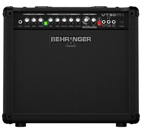 Behringer Virtube VT30FX Guitar Combo Amplifier