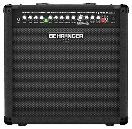 Behringer Virtube VT50FX Guitar Combo Amplifier