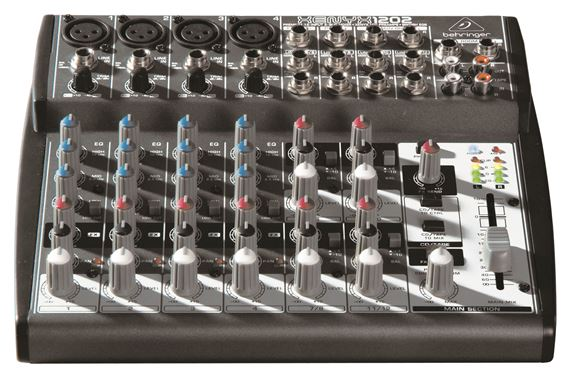 Behringer XENYX 1202 Stereo Mixer