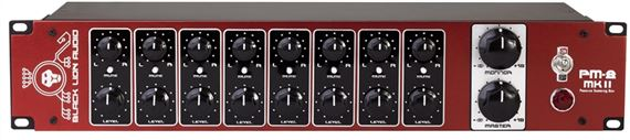 Black Lion Audio PM8 MKII 8x2 Summing Mixer