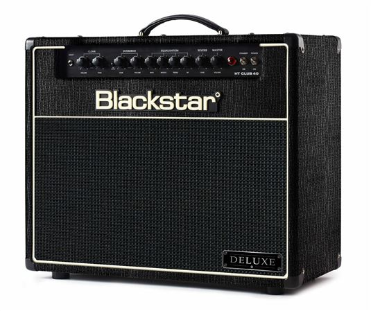 Blackstar HTClub40 Deluxe Guitar Amplifier Combo 1x12in 40 Watts