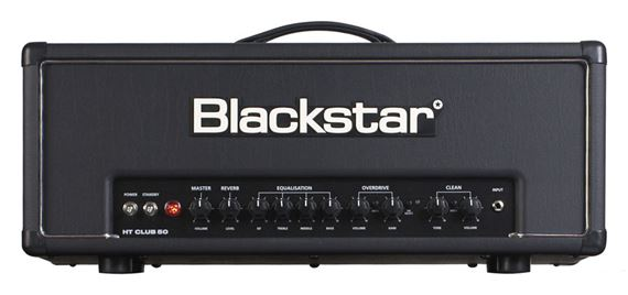 Blackstar HTClub50 Guitar Amplifier Head