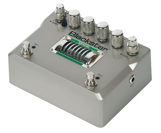 Blackstar HTDual Tube Distortion Pedal